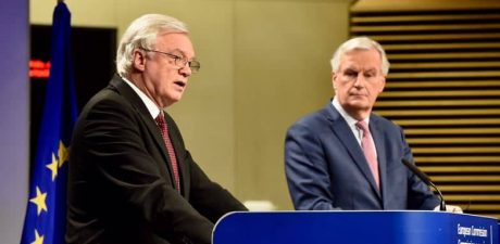 UK Ready for No-Deal Brexit, EU Making 'Massive Miscalculation', Ex Brexit Secretary Warns
