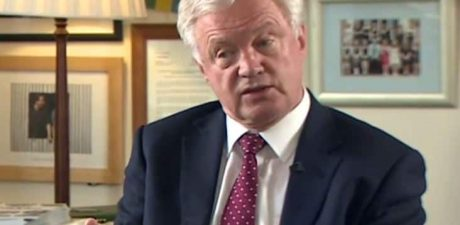 Davis Quit as Brexit Secretary because May Gave Away 'Too Much Too Easily' to EU