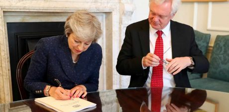 UK Brexit Secretary David Davis Resigns in Wake of Cabinet's Adoption of May's Plan