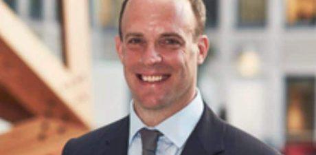 Housing Minister Dominic Raab Replaces David Davis as UK's Brexit Secretary