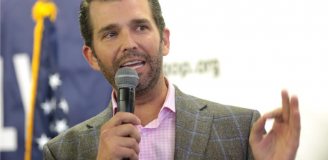 "Donald Trump Jr Says Brexit and Donald Trump's 2016 Election are ""One and the Same"""