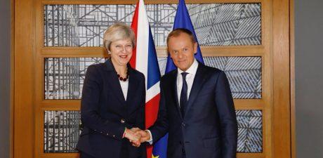 Brexit Deal Still Possible, May Tells EU Leaders in 'Goodwill' Speech
