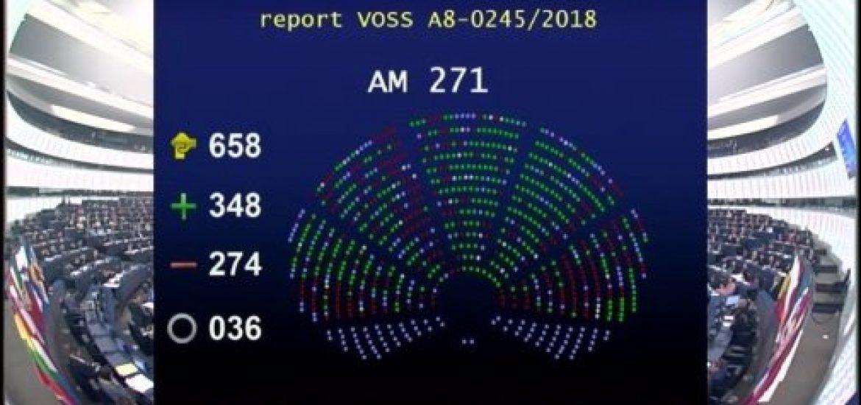 European Parliament OKs Highly Contentious EU Copyright Reform Bill