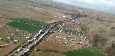 Border 'Not Open', Erdogan Using Refugees in 'Cynical Way', EU Says