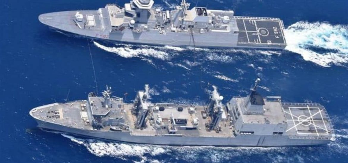EU Moves Command of Force Fighting Somali Pirates from UK for Spain over Brexit