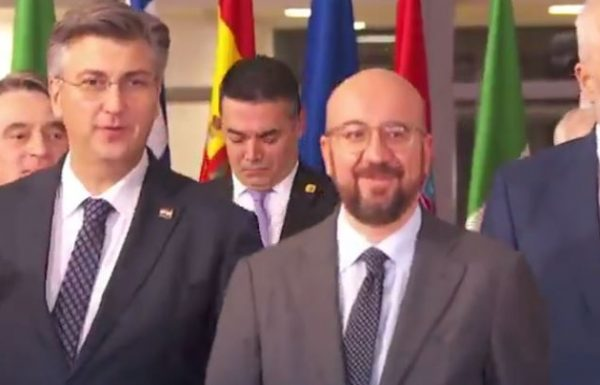 'Frank' Talks in Brussels amid 'No Easy Landings' for Western Balkan States Seeking to Join EU