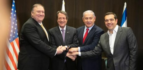US Throws Weight behind Greece, Cyprus, Israel for EU-Backed EastMed Natural Gas Pipeline
