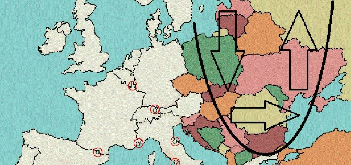 30 Years of Post-Communism with Well-Deserved Gloom. But Why ... on map of germany after ww2, liechtenstein germany, printable map of germany, map of germany 1948, map of germany before wwii, map of europe with distances, russia and germany, map of great britain and usa, map of germany before ww2, map of great britain and scotland, detailed map germany, trier germany, vilseck germany, map of great britain and ireland, map of great britain and norway, map of western europe and uk, map of divided germany, map of great britain and europe, map of britain and france, map of great britain and united states,