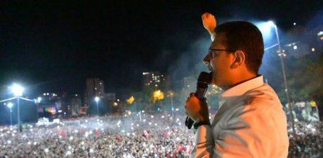 Istanbul Elects Opposition's Imamoglu Mayor Defying Turkey's President Erdogan