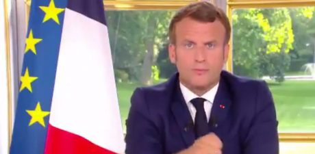 Macron Denounces Racism, Wants to Keep France's Colonial-Era Monuments