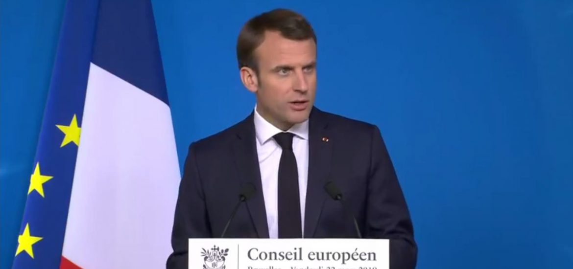EU Must Not Be 'Prisoner' to Brexit Delays, Macron Warns Keeping Tough Line on UK
