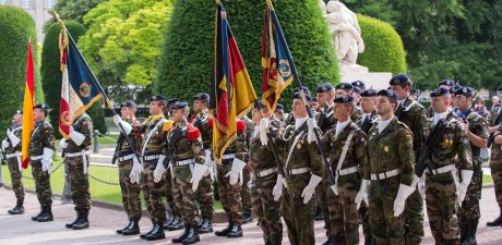 9 EU States Start Joint Military Force Outside EU, UK Included