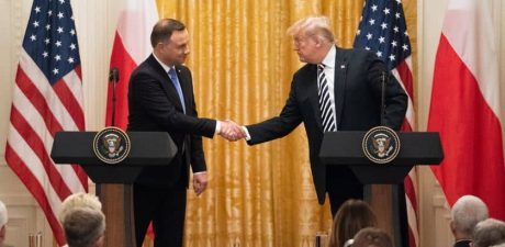 Poland Comes Closer to Getting US to Build 'Fort Trump' Military Base on Its Soil