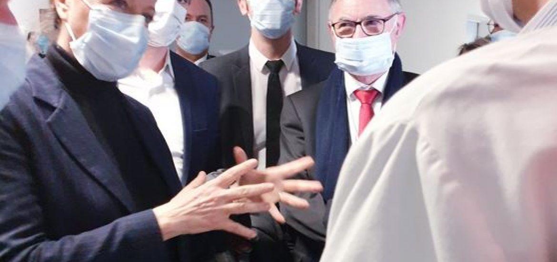 EU Member France Sees First Coronavirus Death outside Asia