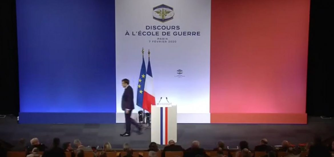 Macron Just Missed the Chance to Extend France's Nuclear Umbrella over the Post-Brexit EU