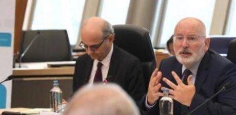 Dutch EU Commissioner Timmermans Seeks Leftist Nomination for Commission President – Report