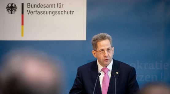 Merkel Removes Intelligence Chief through 'Promotion' in Wake of Far Right Outbursts in  Chemnitz