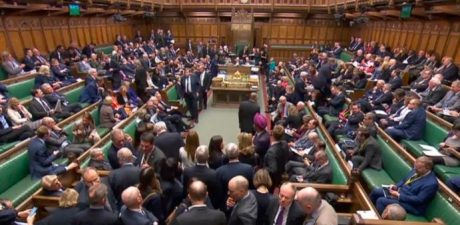 UK Parliament Surprisingly Grabs Control of Brexit Process from May, Set to Vote on Brexit Options