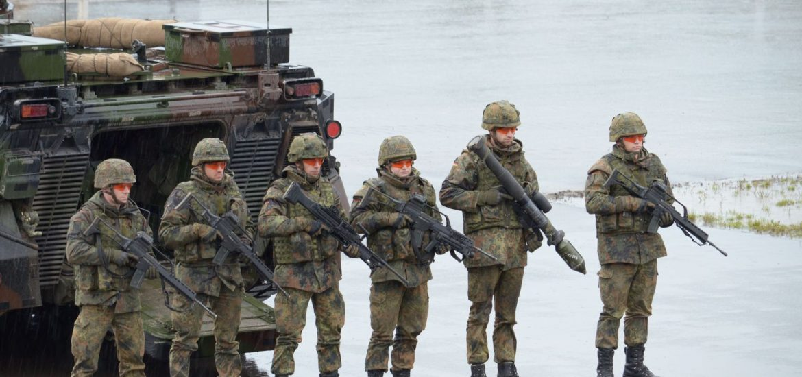 Kramp-Karrenbauer's Quest for a meaningful German Army