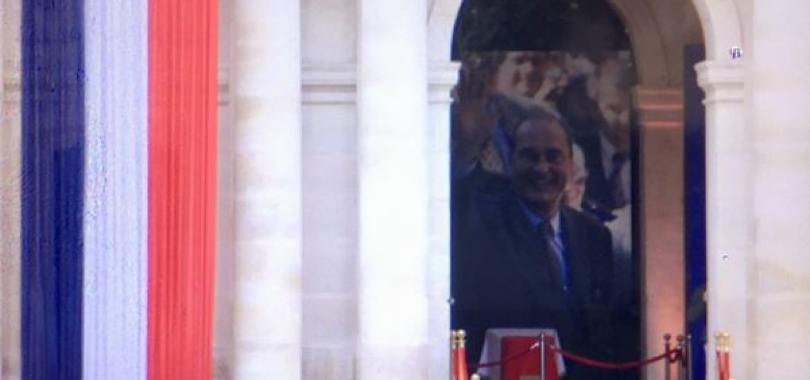 France Starts Paying Final Respects to Late Former President Jacques Chirac
