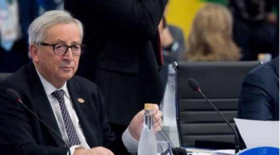 Juncker Sends Yet Another 'EU's Out of Patience' Warning to UK over Brexit