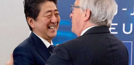 EU, Japan Sign World's Largest Free Trade Agreement 'Sending Message' against Protectionism