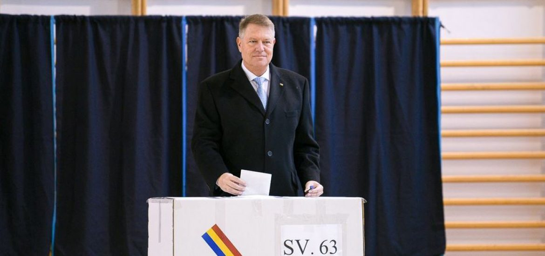 Incumbent Iohannis Scores Landslide Win in Romania's Presidential Election over Ex-PM Dancila