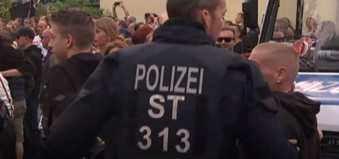 Another German Town Sees Far Right March after Murder Allegedly Involving Migrants