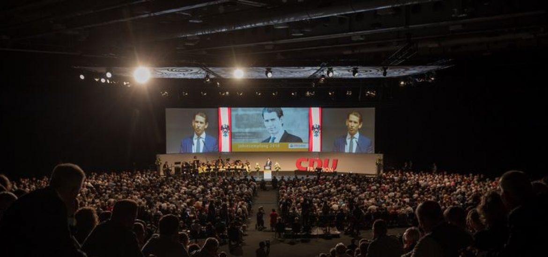 Austrian Leader Kurz Snubs 'Baby Hitler' Comparison while Backing Hardline EU Migration Policy