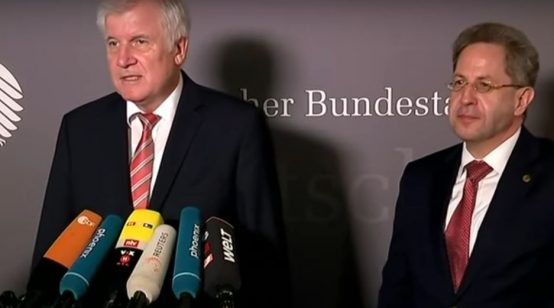 German Ex-Intelligence Chief Forced into Retirement after Blasting 'Radical Left' in Farewell Speech