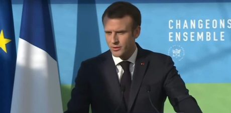 Macron Tries to Appease 'Yellow Vest' Protesters in Conciliatory Eco Energy Speech