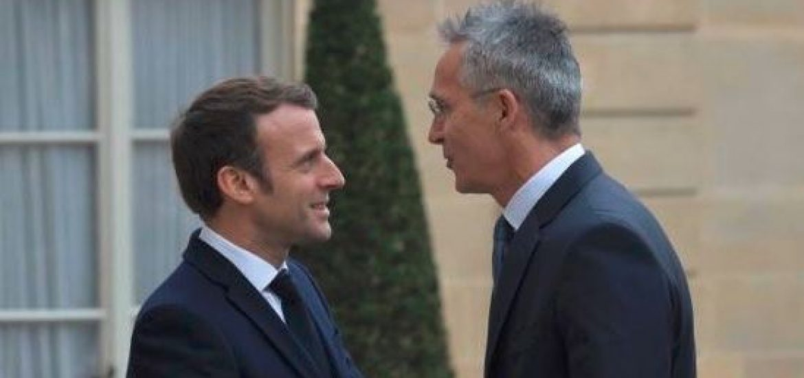 Macron's NATO Bashing, Global Cluelessness Could Throw Europe into Despair