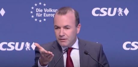 EPP's Weber Urges EU to Stop China from Buying Out Strategic Assets
