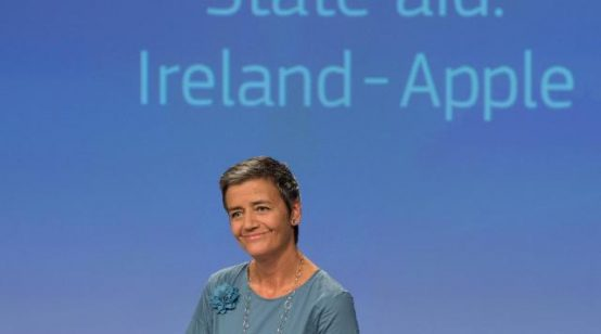 EC Loses Court Case over Apple's EUR 13 Billion Irish Back Taxes