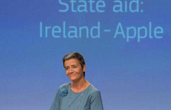 EC Loses Court Case over Apple's EUR 13 Billion Irish Back Taxes