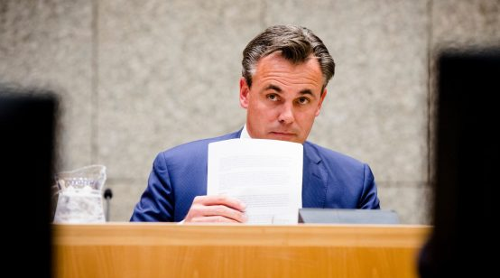 Dutch Asylum Minister Resigns over Accusations of Downplaying Refugee Crimes