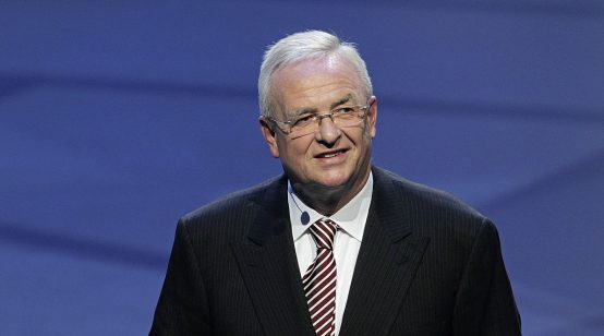 Former Volkswagen CEO Charged With Fraud in Dieselgate Case