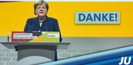 Merkel Tells Germany's Ruling CDU to Prepare for 'Time after Me' in Measured Farewell Address