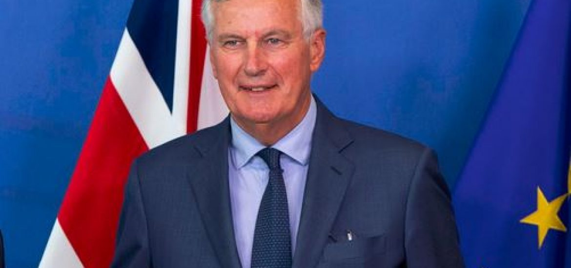 Barnier Rejects Key Aspects of UK Brexit Plan without Declaring It 'Dead in the Water'