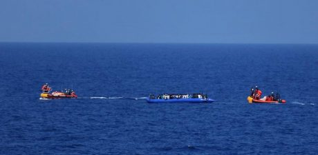 French NGOs Save 81 Migrants off Libya's Coast, Mostly from Sudan