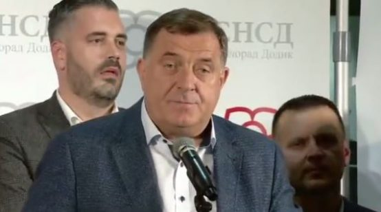 Serb Nationalist Dodik Elected to Bosnia and Herzegovina Presidency