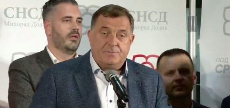 Serb Nationalist Dodik Elected to Bosnia and Herzegovina Presidency