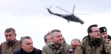 Poland, Czech Republic, Hungary Start Celebrating 20 Years since Joining NATO