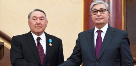 Kazakhstan Renames Capital Astana to 'Nursultan', after Ex-President Nazyrbayev Who Keeps Power