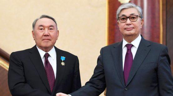 Kazakhstan Renames Capital Astana to 'Nursultan', after Ex-President Nazyrbayev Who Keeps Power