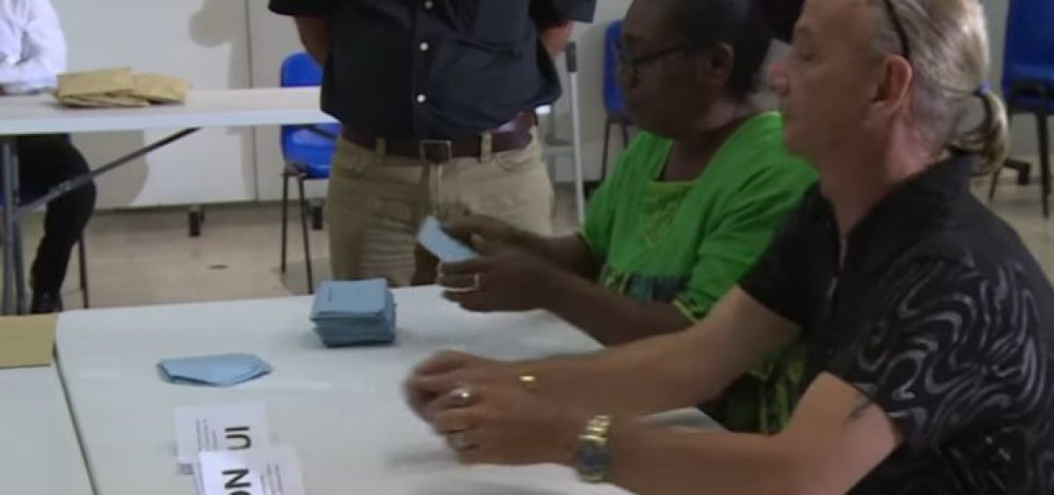 New Caledonia Votes to Remain Part of France in Long-Awaited Independence Referendum