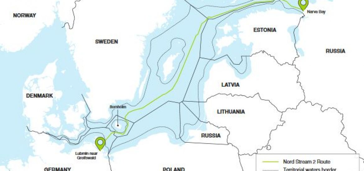 Germany 'Regrets' US Piling More Sanctions on Russia-Sponsored Nord Stream 2 Gas Pipeline