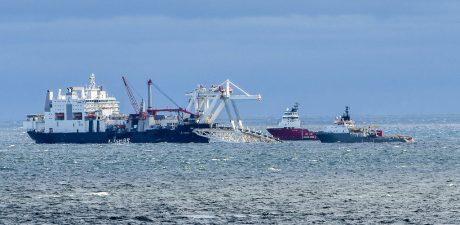 Nord Stream 2: European companies succumb to US pressure
