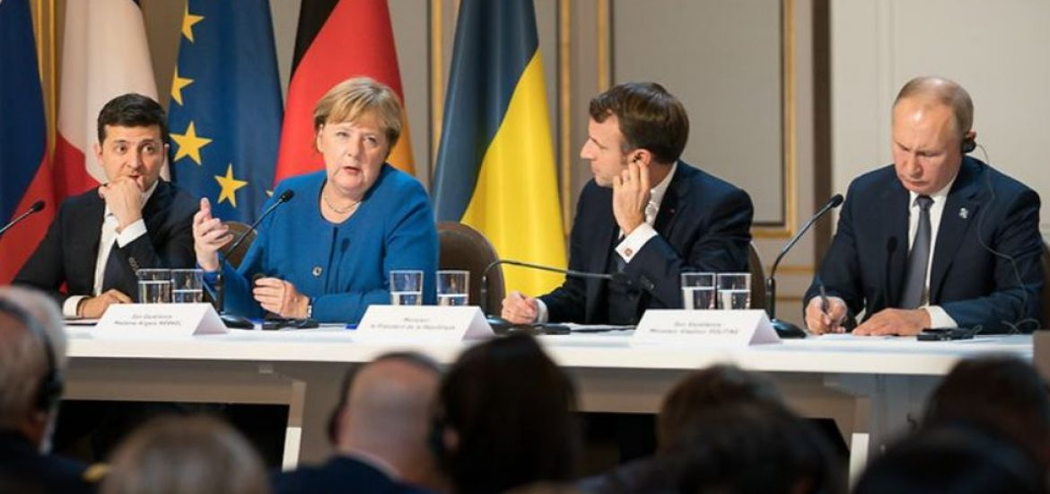 EU's Ukraine War Conundrum in 2020 and Franco-Germany's Failure in Relations with Russia