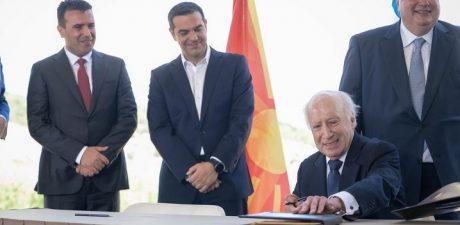 EU, NATO, UN Cheer Greece's Ratification of 'North Macedonia' Name Deal